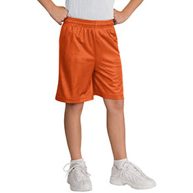 Boys Posicharge Classic Mesh Short