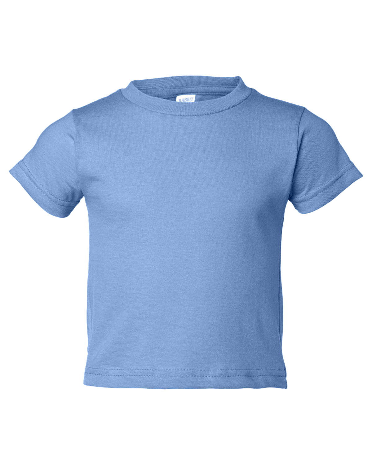 Rabbit Skins 3301T Toddlers Tee Periwinkle at GotApparel