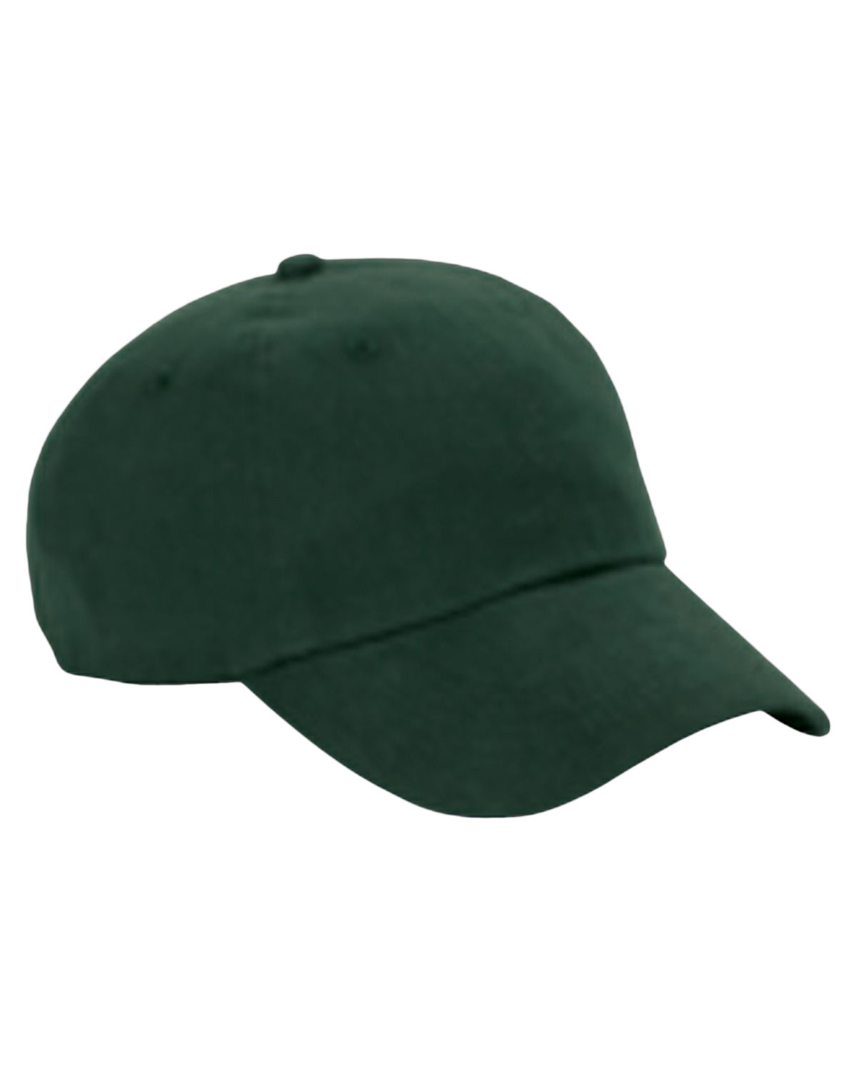 Big Accessories / BAGedge BX005 Unisex 6Panel Washed Twill Low-Profile Cap Dark Green at GotApparel
