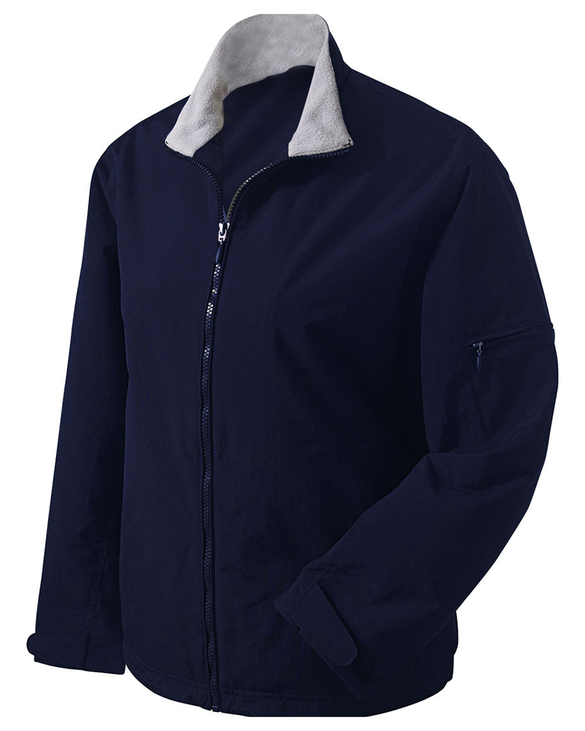 Devon & Jones Classic D730W Women Three-Season Sport Jacket Dark Slate Blue at GotApparel