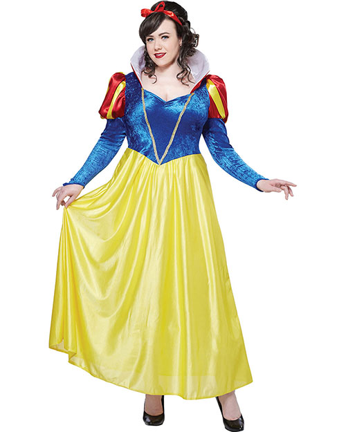 California Costumes 01689 Women Snow White / Plus at GotApparel