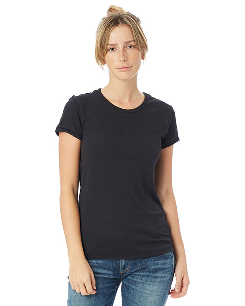 Custom Embroidered Alternative Apparel 05052BP Ladies 4.4 oz. Keepsake Vintage Jersey T-Shirt at GotApparel