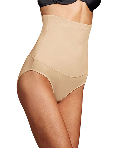 Maidenform 11854 Women Firm Control HiWaist Brief 3X, 4X at GotApparel