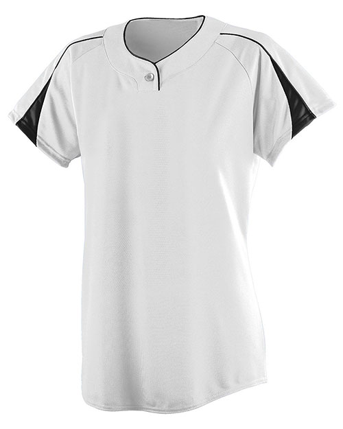 Augusta 1225 Women Diamond Softball Jersey at GotApparel