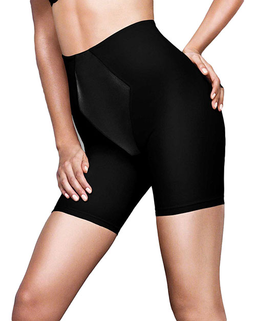 Maidenform 12357 Women EasyUp Thigh Slimmer 3X, 4X at GotApparel