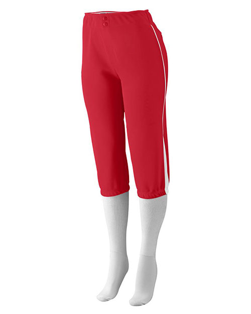 Augusta 1245 Women Low Rise Softball Drive Pant With Drawcord at GotApparel