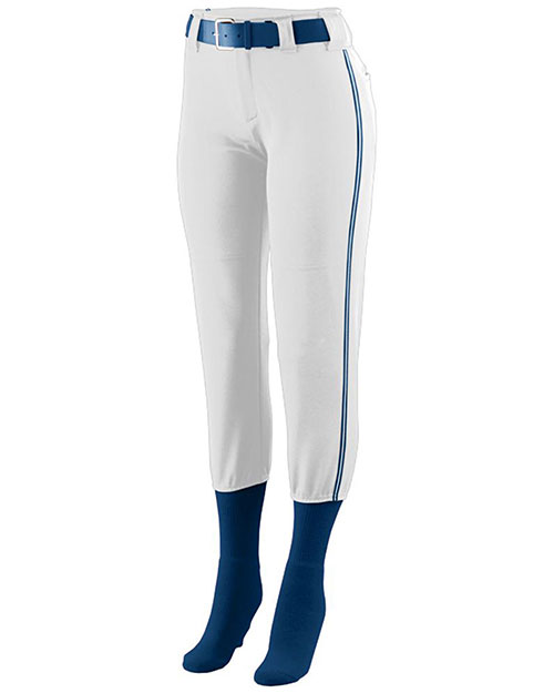 Augusta 1249 Girls Low Rise Collegiate Pant at GotApparel