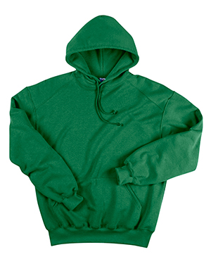 Badger 1254  Hooded Sweatshirt Kelly Green at GotApparel