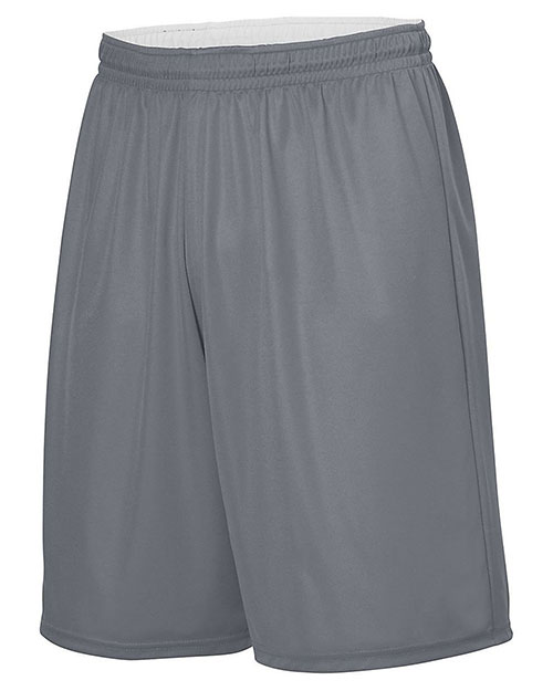 Augusta 1407 Boys Reversible Wicking Short at GotApparel