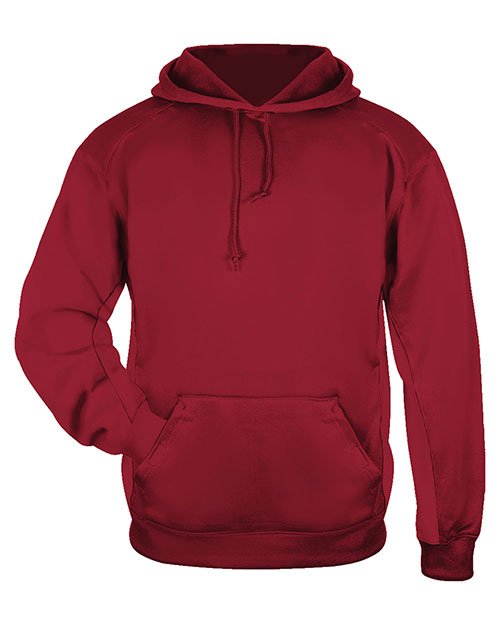 Badger 1454 Men Tech Fleece Hood at GotApparel