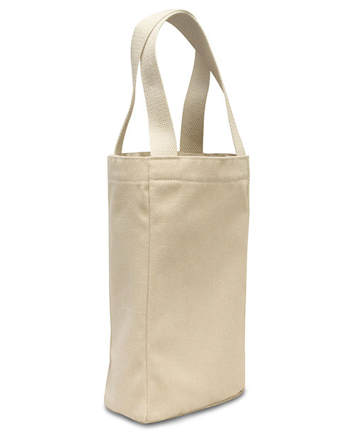 Liberty Bags 1726 Double Bottle Wine Tote at GotApparel