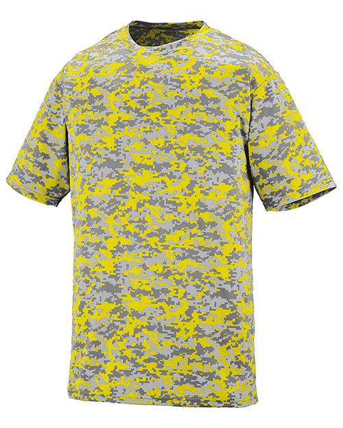 Augusta 1799 Boys Digi Camo T-Shirt at GotApparel