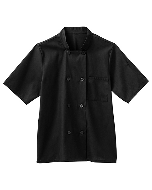 Five Star 18011  S Moisture Wicking Mesh Back Chef Coat at GotApparel