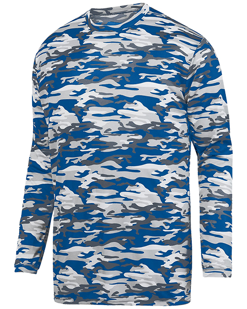 Augusta 1807 Men Mod Camo Wicking Tee at GotApparel