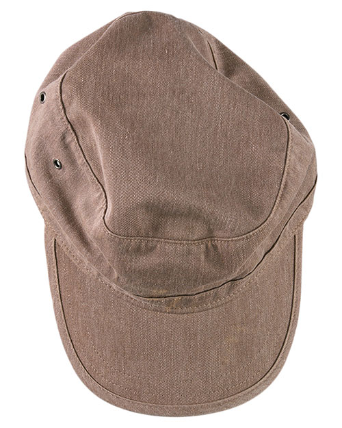 Authentic Pigment 1918 Unisex Cafe Cap at GotApparel