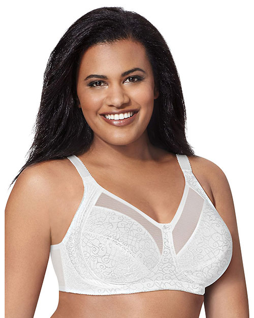 1f8e17840dd Just My Size 1Q20 Women Comfort Shaping Wirefree Bra at GotApparel