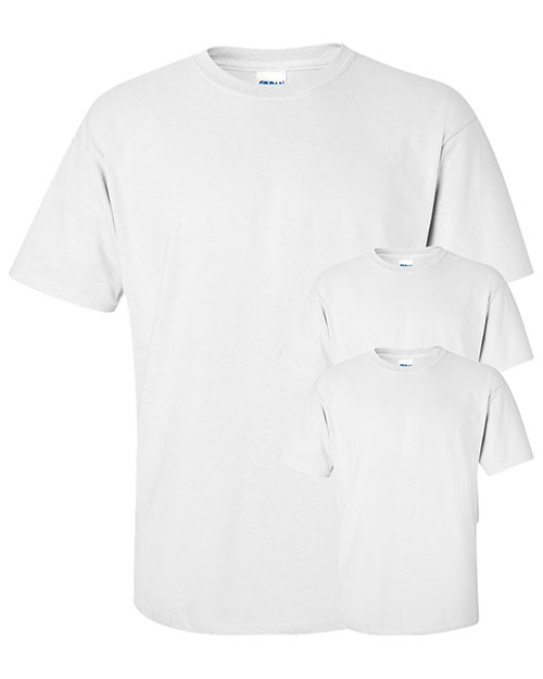 Gildan G200 Men Ultra Cotton 6 Oz. T-Shirt 3-Pack at GotApparel