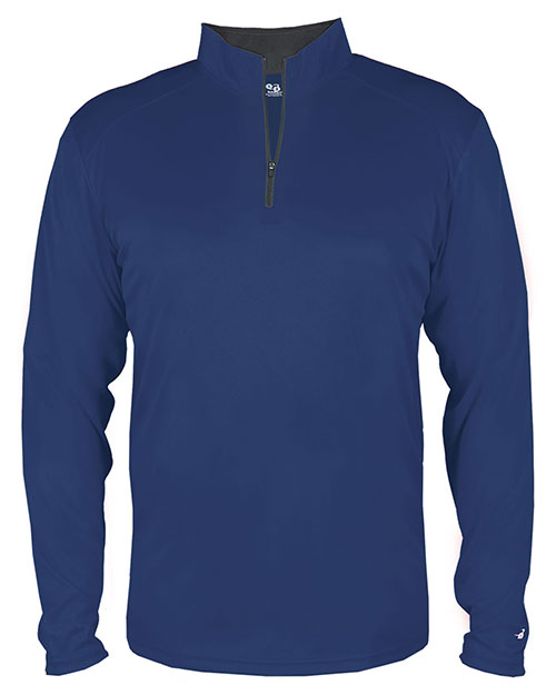 Badger 2102  B-Core Yth 1/4 Zip at GotApparel
