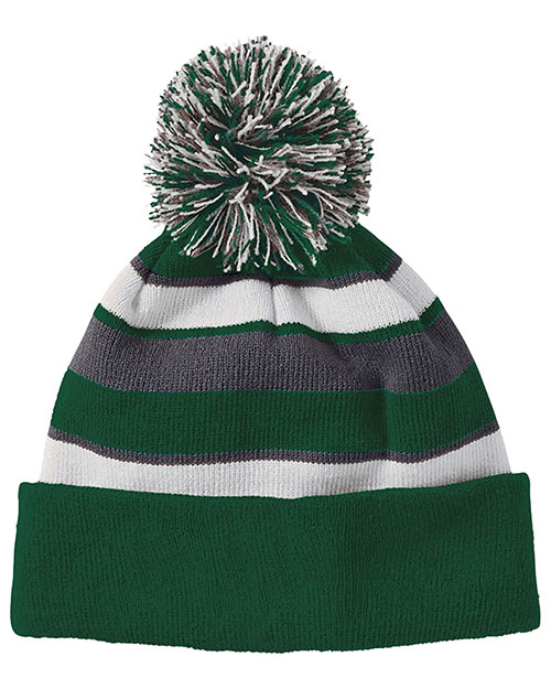 Holloway 223835 Unisex Acrylic Rib Knit Comeback Beanie at GotApparel