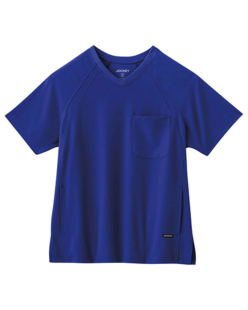 Jockey 2293 Mens 's Comfort Stretch V-Neck Top at GotApparel