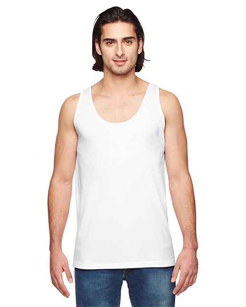 American Apparel 2411W Men Power Washed Tank at GotApparel