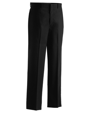 Edwards 2720 Men Washable Wool Blend Flat Front Pant at GotApparel