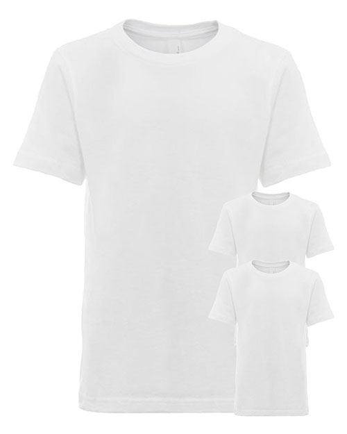 Next Level 3310 Boys Premium Short-Sleeve Crew 3-Pack at GotApparel