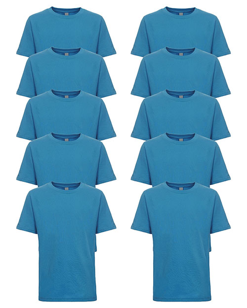 Next Level 3310 Boys Premium Short-Sleeve Crew 10-Pack at GotApparel