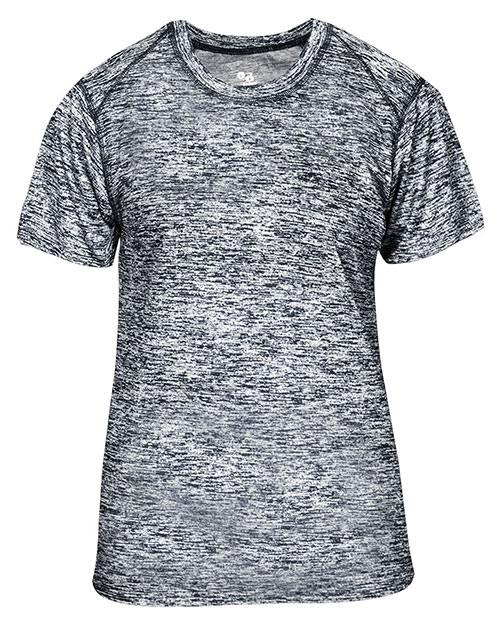 Badger 4196 Women Blend Short-Sleeve Tee at GotApparel