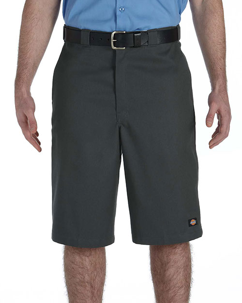Dickies 42283 Men 8.5 oz. MultiUse Pocket Short Charcoal at GotApparel