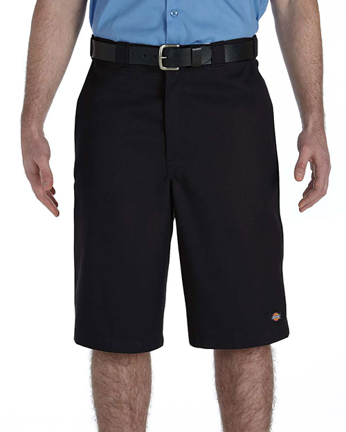 Dickies 42283 Men 8.5 oz. MultiUse Pocket Short Black at GotApparel