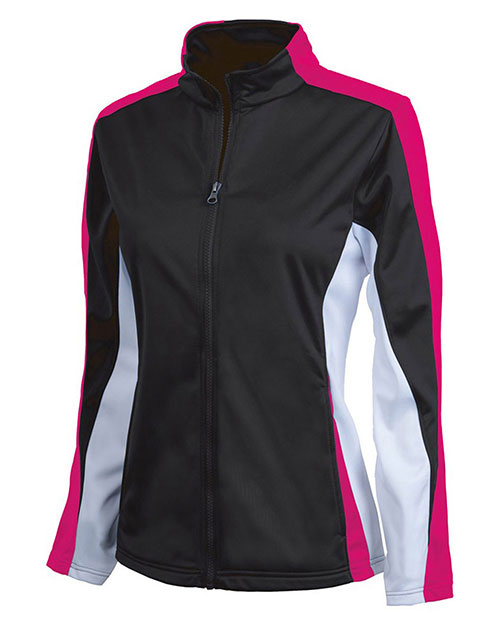 Charles River Apparel 4494 Girls Energy Jacket at GotApparel
