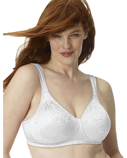 2d48fd763fd80 Playtex 4745 Women 18 Hour Ultimate Lift   Support Wirefree Bra at  GotApparel