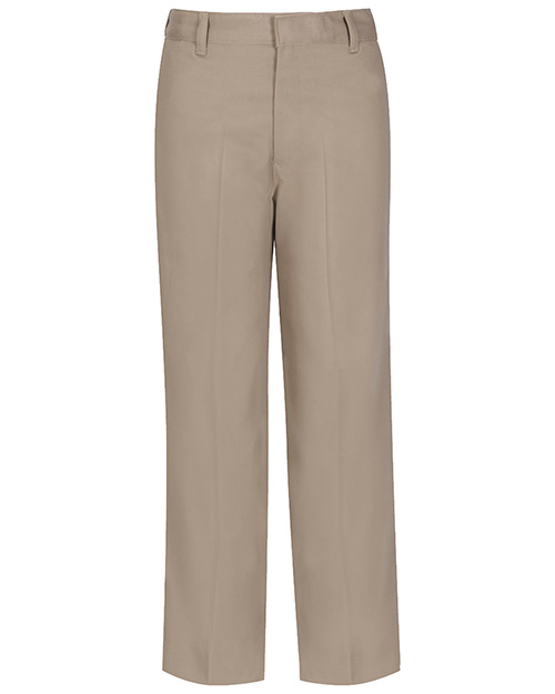 Classroom Uniforms 50364t  S Tall Flat Front Pant 34 Inseam at GotApparel