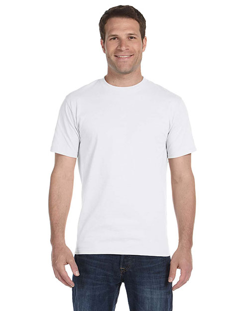 Hanes 5180 Men 6.1 oz. BeefyT White at GotApparel