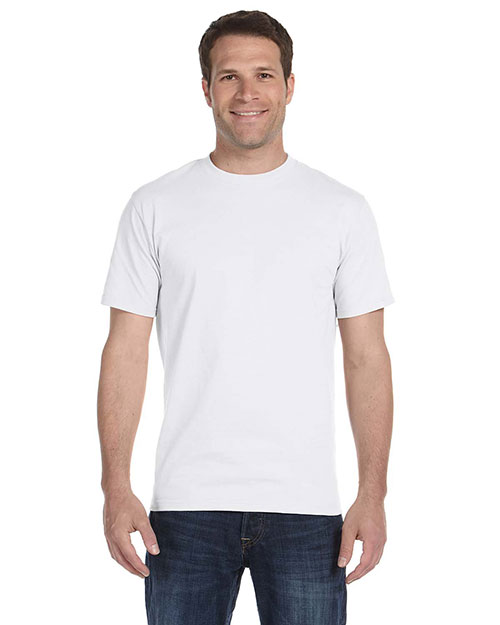 Hanes 518T Men 6.1 oz. Beefy-T Tall White at GotApparel
