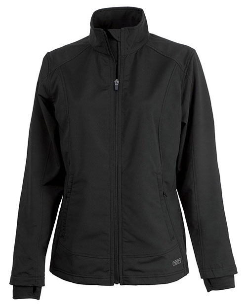 Charles River Apparel 5317 Women Axis Soft Shell Jacket at GotApparel