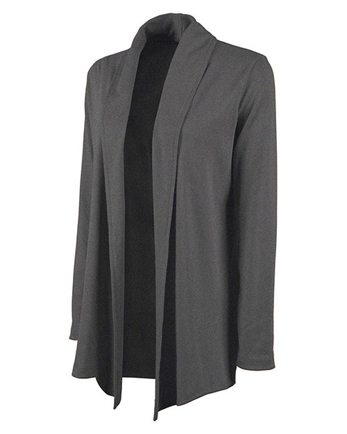 Charles River Apparel 5555 Women Cardigan Wrap Shawl Style at GotApparel