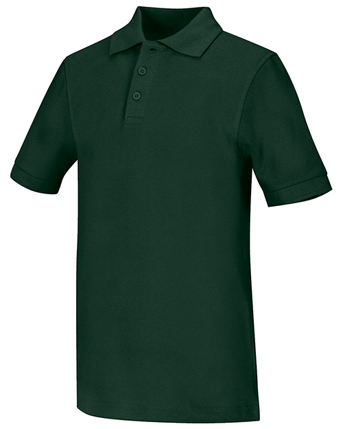 Classroom Uniforms 58322 Boys Short Sleeve Pique Polo  at GotApparel
