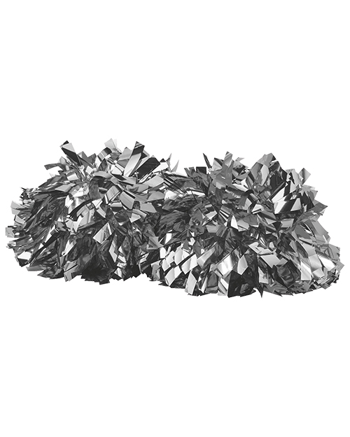 Augusta 6004 Unisex Metallic Spirit Pom at GotApparel