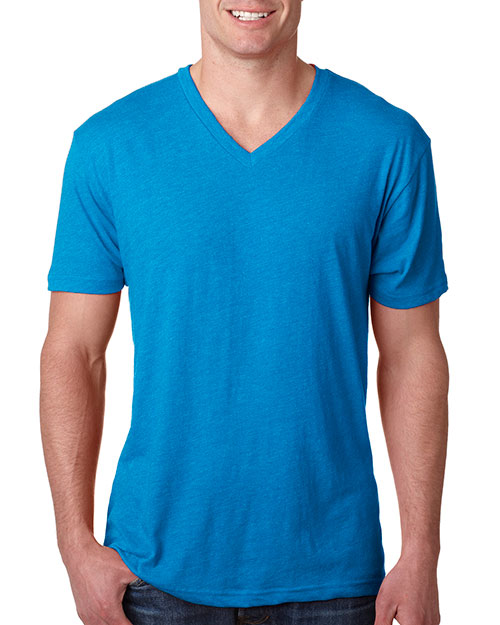 Next Level 6040 Men Tri-Blend V-Neck at GotApparel
