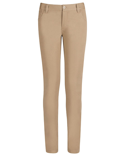 Real School Uniforms 61334  Juniors 5-Pocket Stretch Skinny Pant at GotApparel