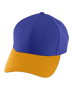 Augusta 6236 Boys Athletic Mesh Cap at GotApparel