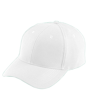 Augusta 6265 Men Adjustable Wicking Mesh Cap at GotApparel