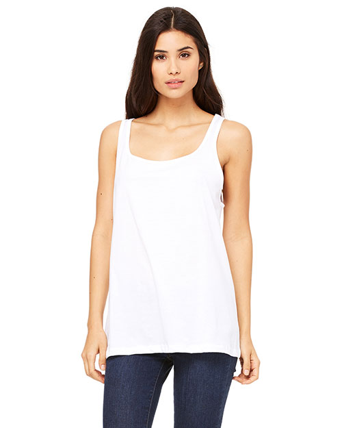 Bella + Canvas 6488 Women Relaxed Jersey Tank at GotApparel