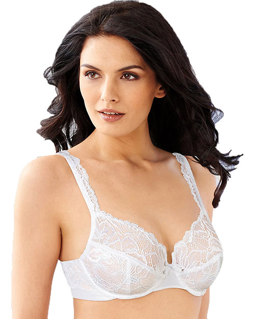 Bali 6543 Women Lace Desire Underwire Bra at GotApparel