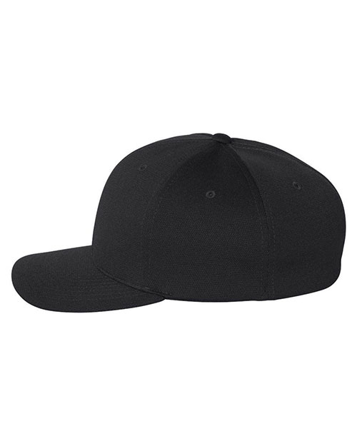 Yupoong 6597 Men Cool & Dry Sport Cap Black at GotApparel