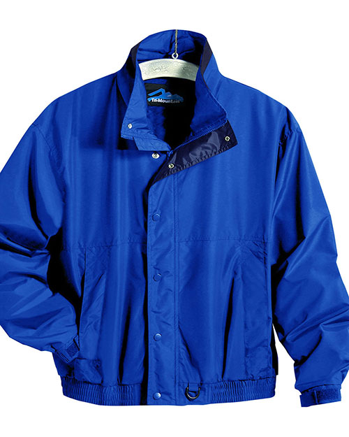 Tri-Mountain 6800 Men Back Country Nylon Jacket With Lining at GotApparel
