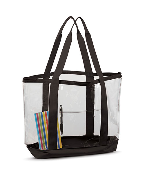 Liberty Bags 7009 Unisex Large Clear Tote at GotApparel
