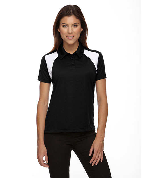 Extreme 75066 Women Eperformance  Colorblock Textured Polo at GotApparel